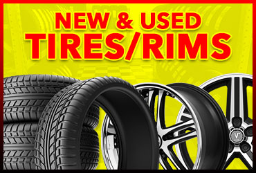 New and Used Tires/Rims